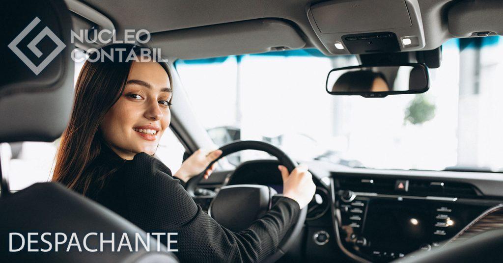 Motorista sem máscara - Veículo Valinhos